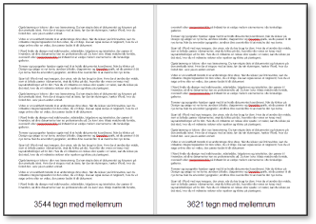 2 sider fyldt med tekst